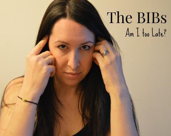 Brilliance in Blogging, BIBs