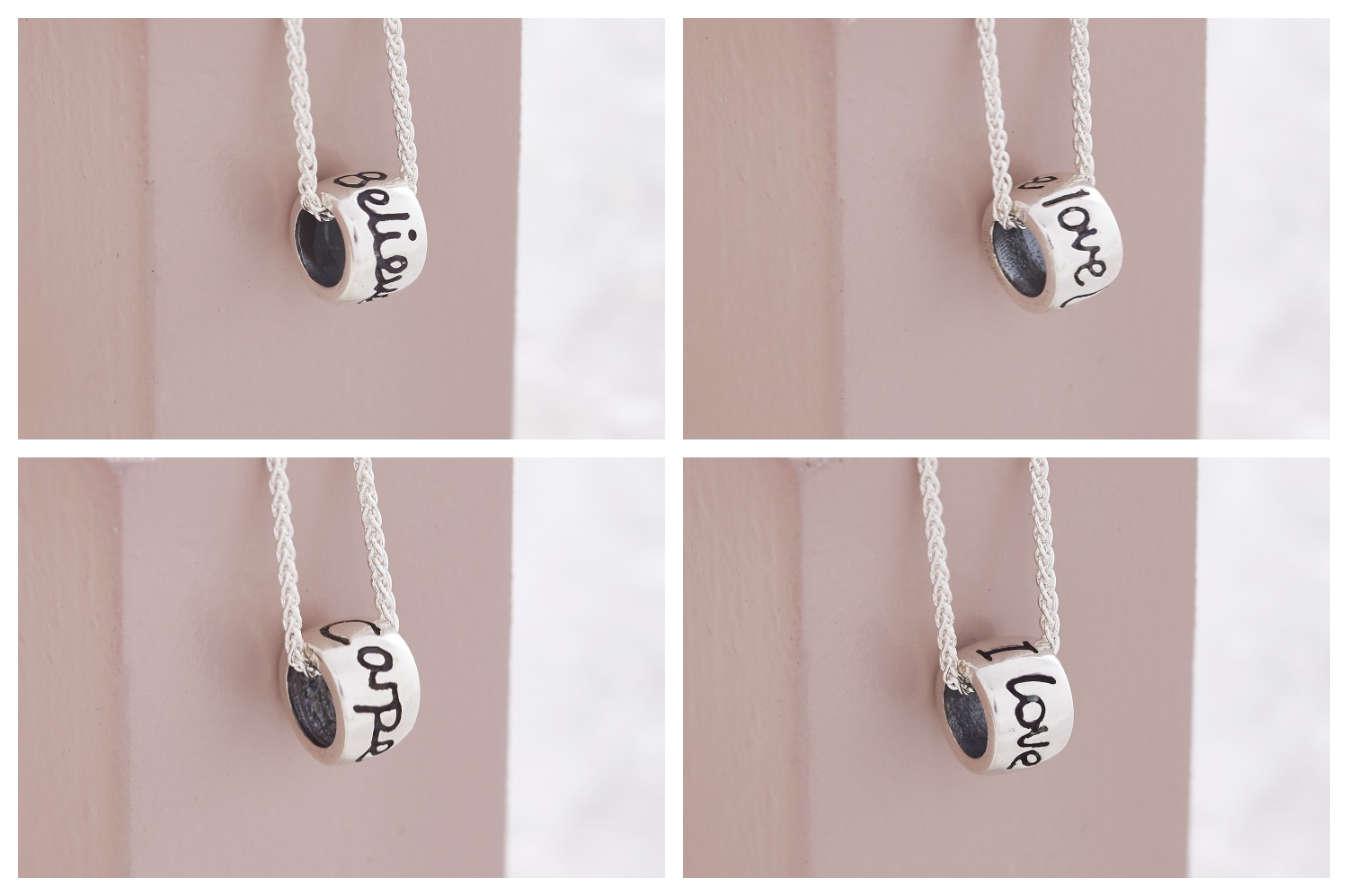 Mojo Necklace Giveaway Options