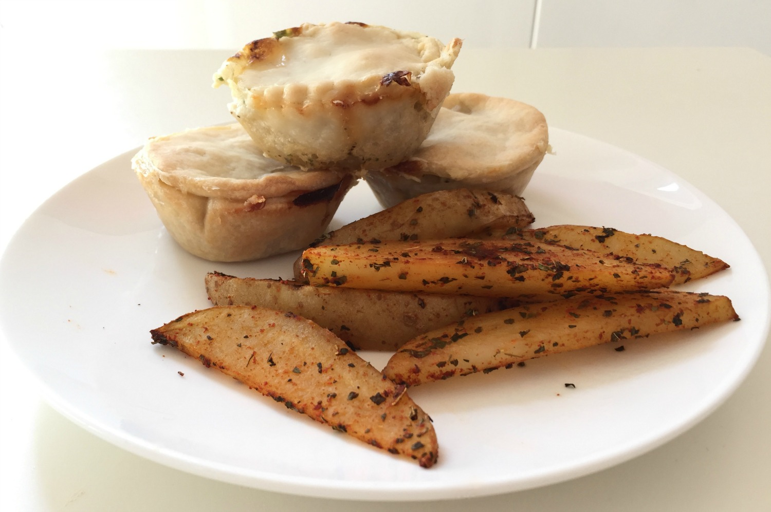 Recipe Box Chicken Ham Leek Pies