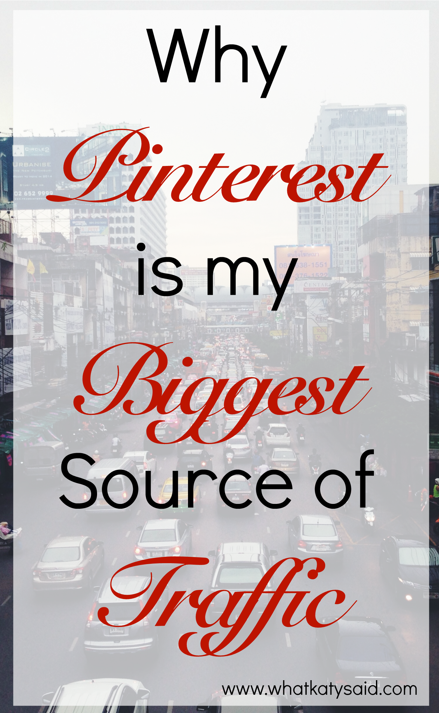 Get more traffic to your blog with Pinterest