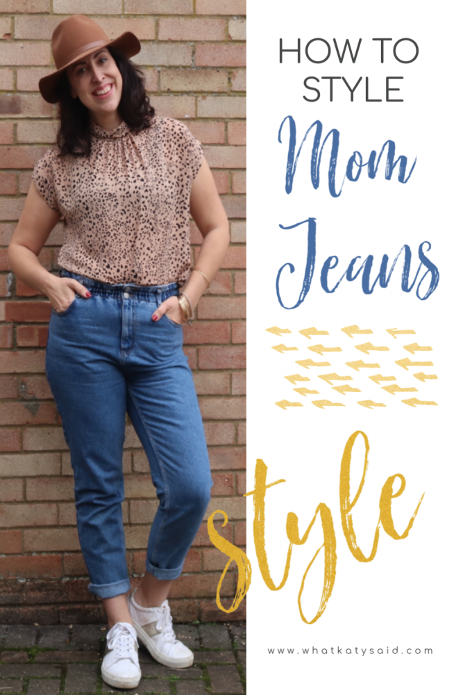 style mom jeans
