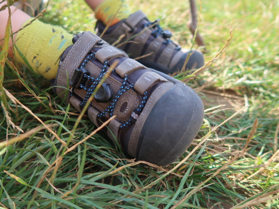 Brilliant Blue Newport Shoe