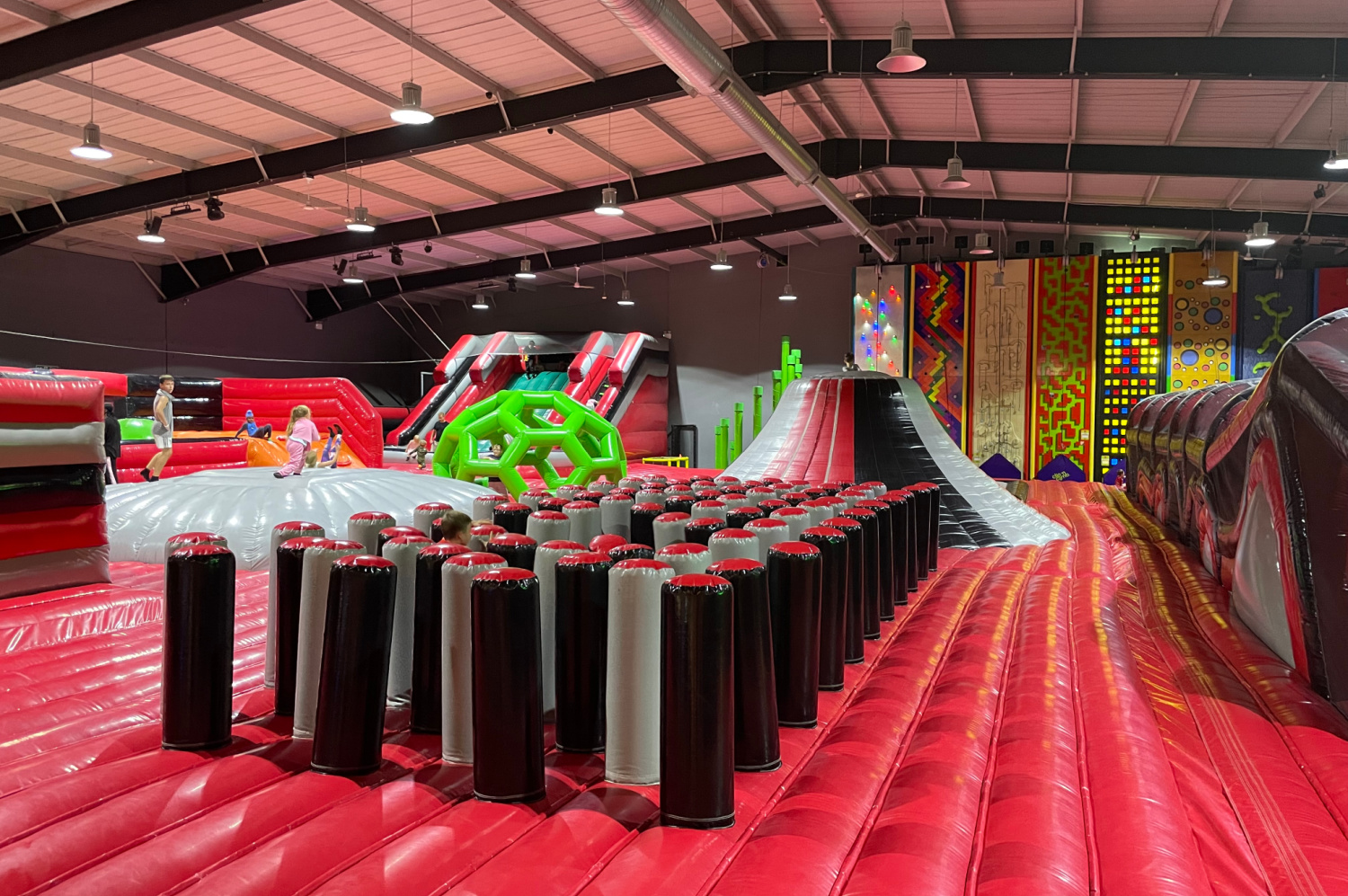 Enflate Newport – Inflatable Adventure Park Review