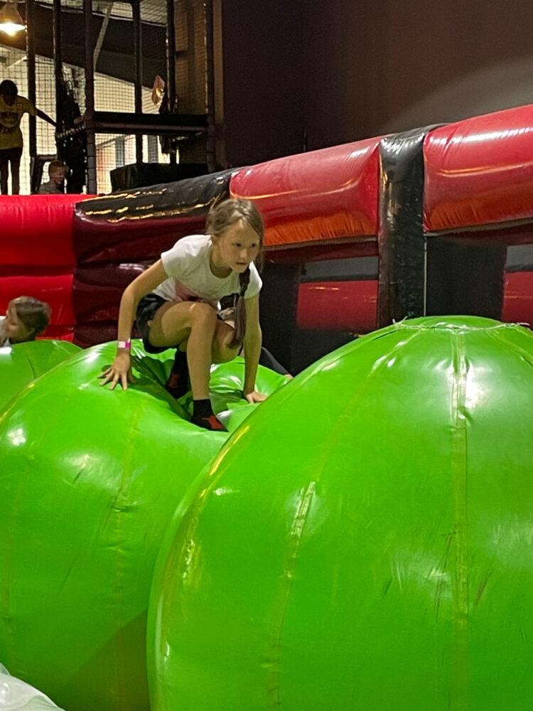 Inflatable balls Newport