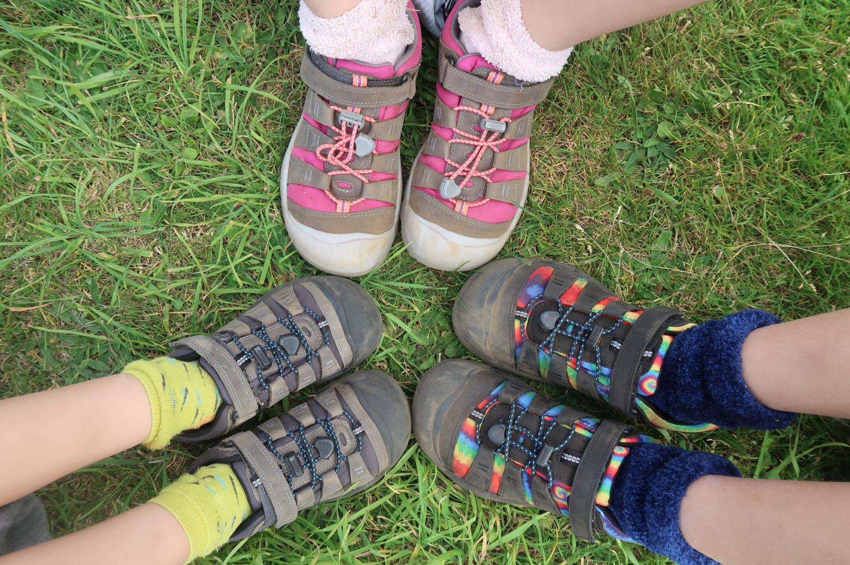 Kids Walking Shoes from KEEN