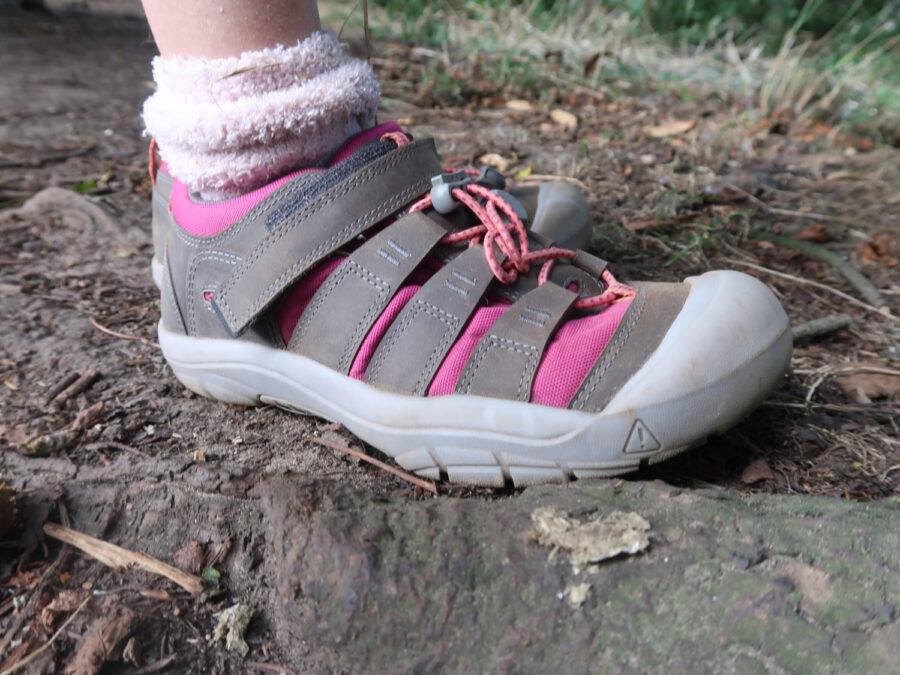 Pink Newport Shoe