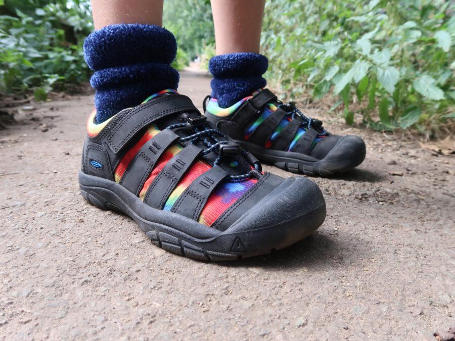Tie Dye Newport Shoe
